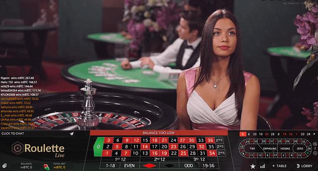 Immersive Roulette Dealer