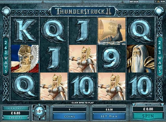 img - Thunderstruck Zodiac Casino