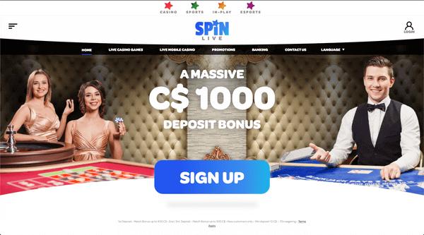 img - SpinCasino Live Casino