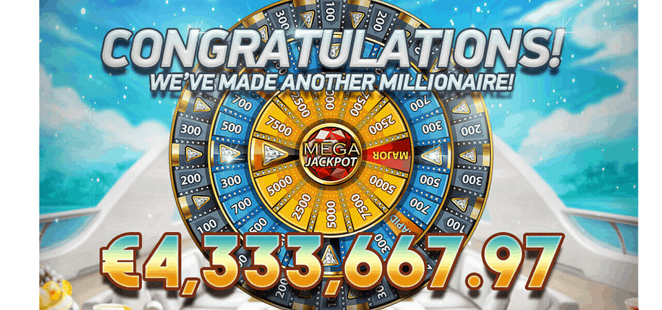 Mega Fortune Dreams Wheel